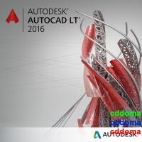 AutoCAD LT 2015 Commercial New SLM