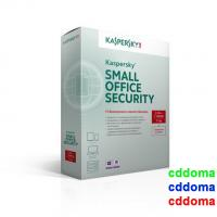 Kaspersky Small Office Security for PC, Mobiles and File Servers(1SVR + 5WS + 5MD) Подовж. ліцензії 1 рік