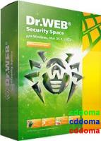 Dr. Web® Security Space 2ПК / 1рік